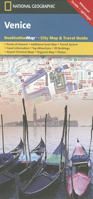 Venice By National Geographic Maps (EDT)